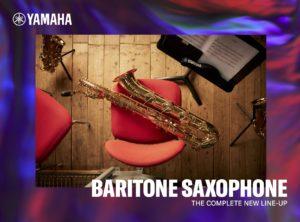 Baritone Sax Line-up