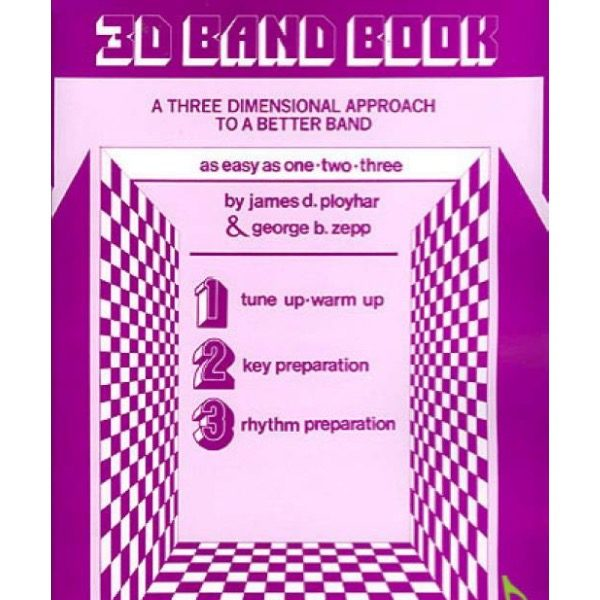 3D BAND BOOK