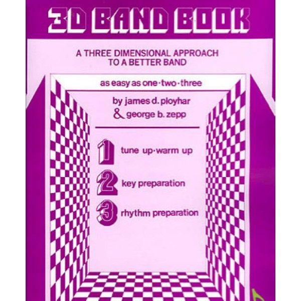 3D BAND BOOK