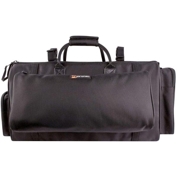 PROTEC C248 DELUXE TRIPPEL BAG - bakside