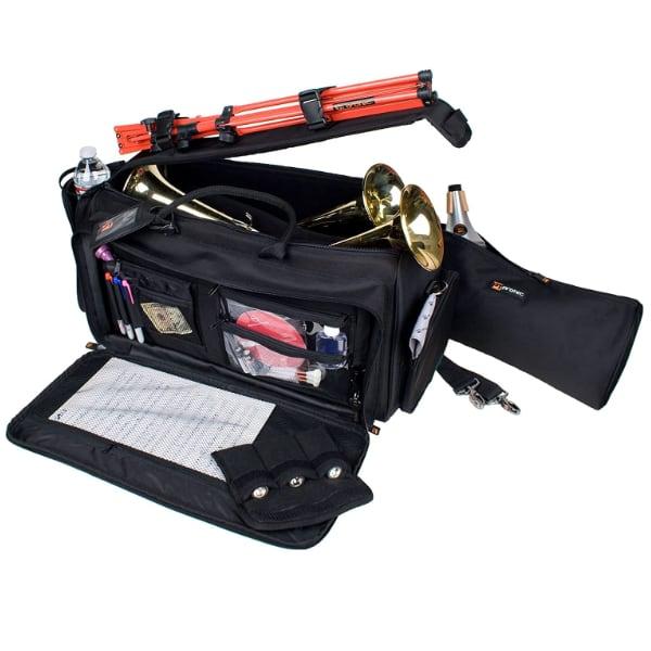 PROTEC C248 DELUXE TRIPPEL BAG - fyllt