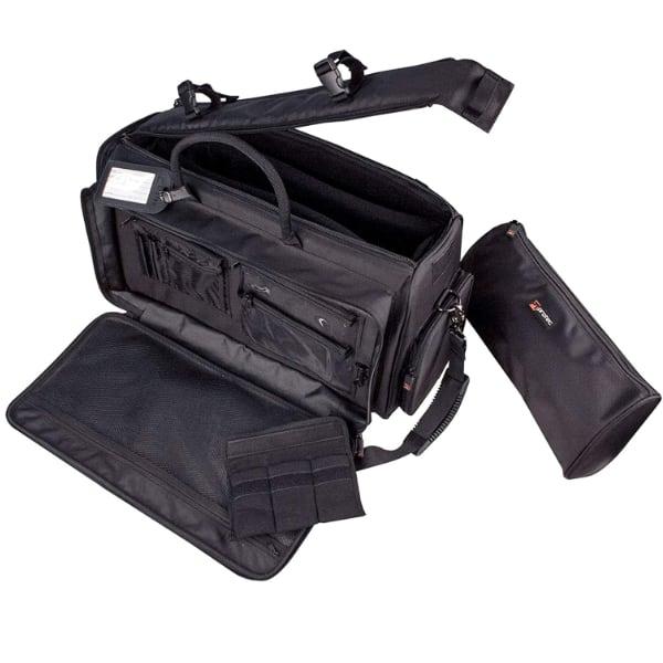 PROTEC C248 DELUXE TRIPPEL BAG - innvendig