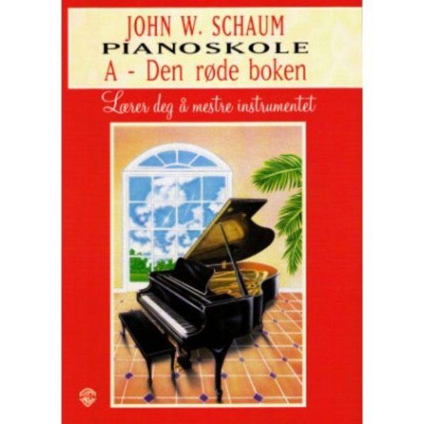 Schaum Piano A
