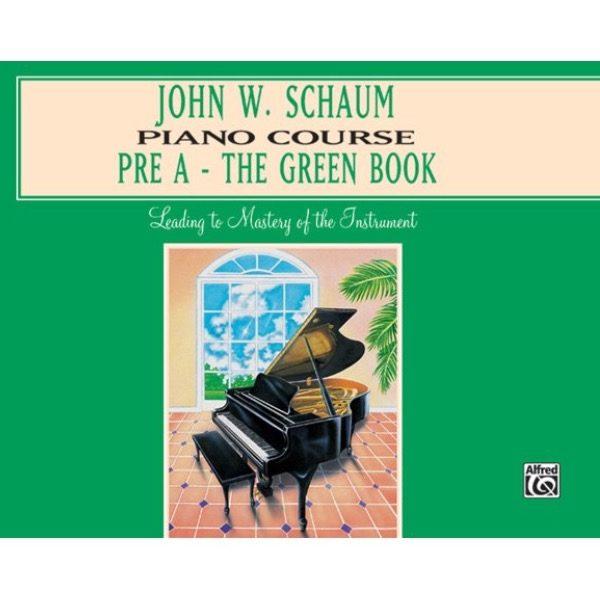 Schaum Piano Pre-A