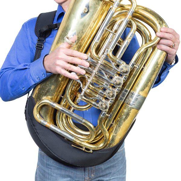 NEOTECH NEO60 TUBA HOLSTER HARNESS SELE, LARGE - med tuba