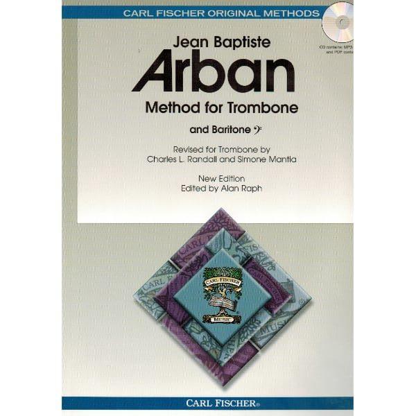 ARBAN METHOD FOR TROMBONE
