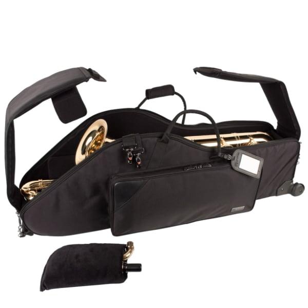 PROTEC PL253 GIGBAG FOR BARYTONSAX med sax