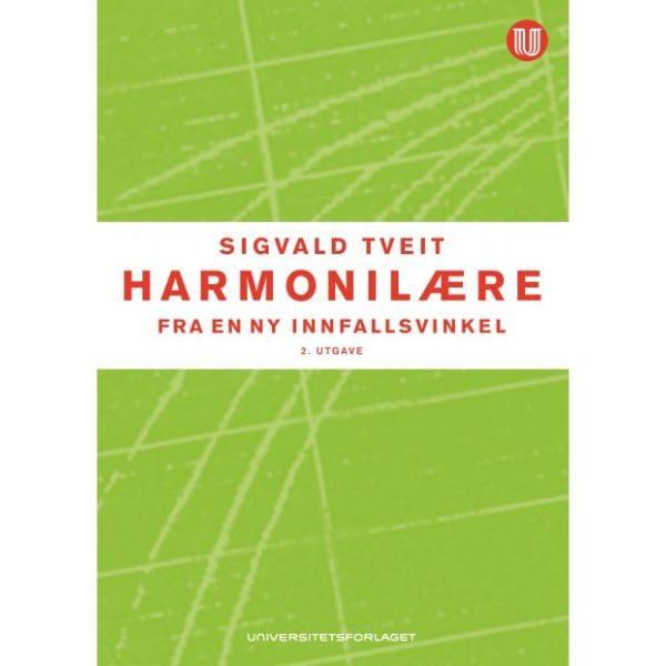 HARMONILÆRE - SIGVALD TVEIT