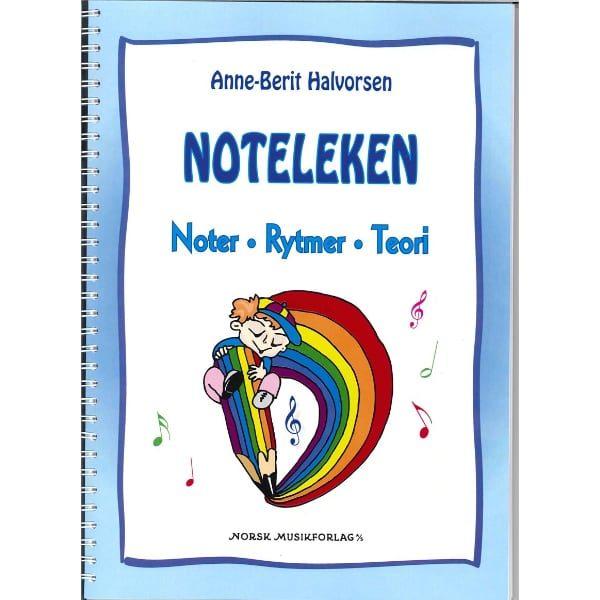 NOTELEKEN G-NØKKEL AV ANNE-BERIT HALVORSEN